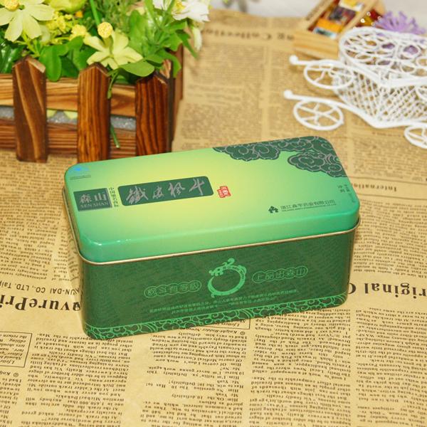 如何定制一款合适的保健品铁盒