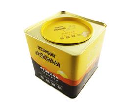 红茶茶叶铁罐子|茶叶铁盒|出口茶叶罐