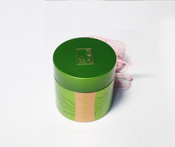 聚芳永茶叶罐|绿茶茶叶铁盒