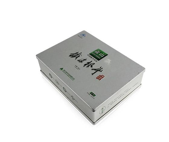 森山铁皮枫斗冲剂铁盒|保健品包装盒