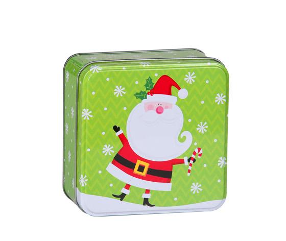 圣诞节礼盒|圣诞节礼品铁盒|高档铁盒生产