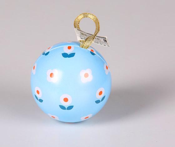 球形糖果铁皮罐子|马口铁糖果包装罐