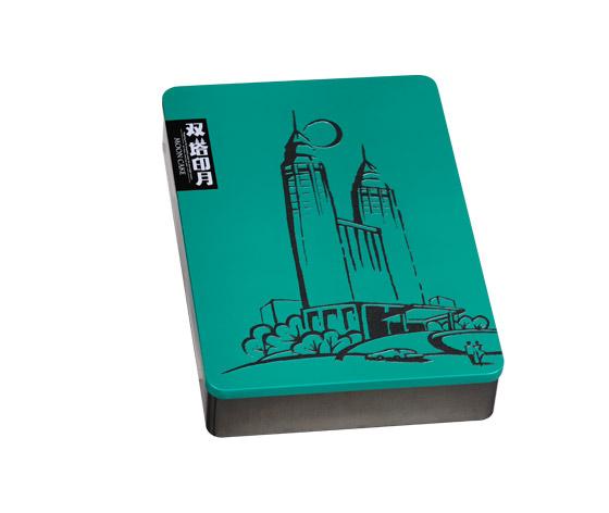 中秋月饼包装礼盒|月饼金属铁片盒|铁盒生产厂家