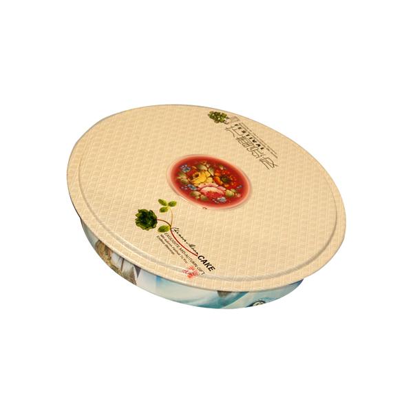 飞碟月饼铁盒|高档月饼铁盒|精致月饼马口铁盒