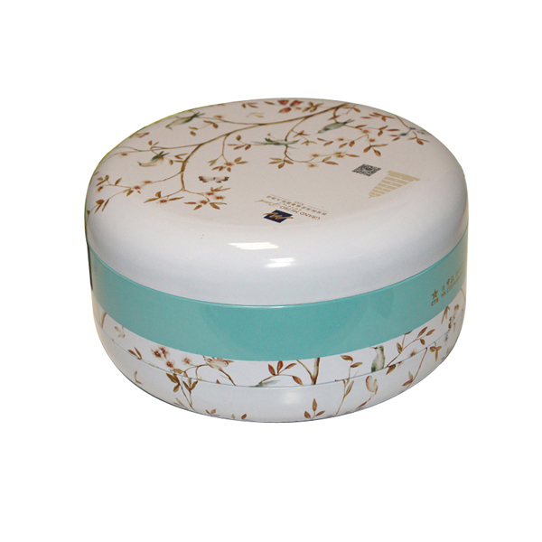 阿旁宫月饼铁盒|月饼圆盒包装|月饼马口铁盒制造商