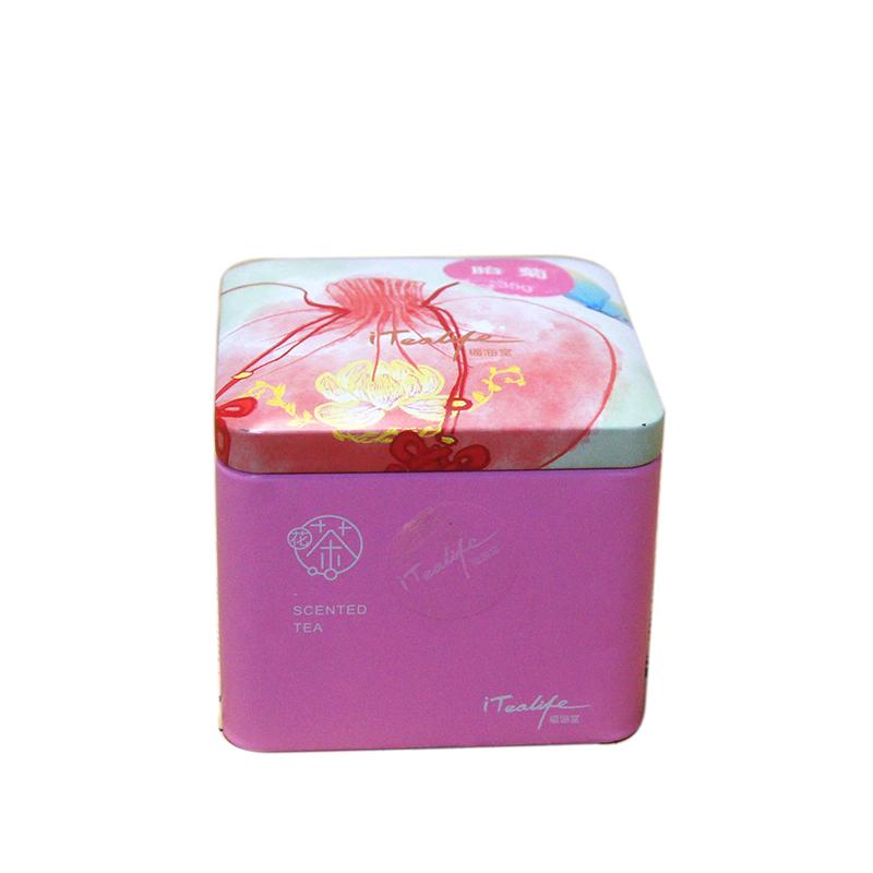 胎菊花茶铁盒|绿茶马口铁盒|茶叶铁盒包装厂家