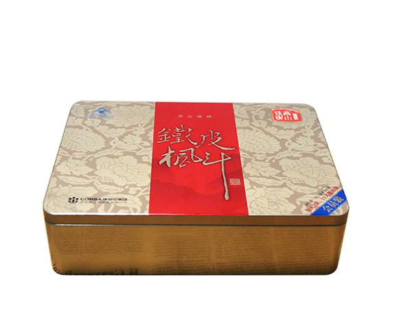 铁皮枫斗铁盒|铁盒加工|铁盒厂家