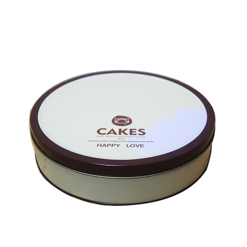 巧克力铁盒|厂家定制马口铁巧克力罐子
