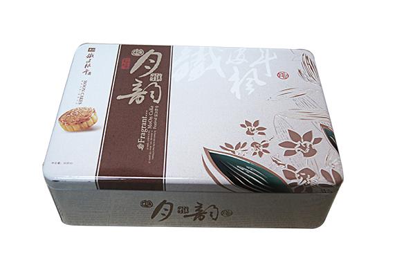 雅韵月饼铁盒|高档月饼铁盒|月饼铁盒定制