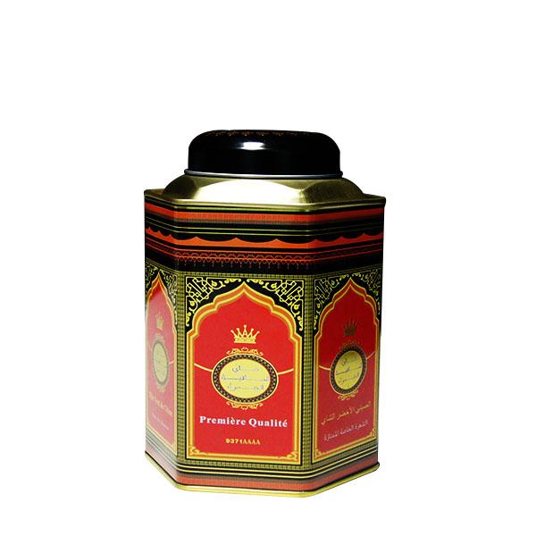 六角形茶叶铁罐|乌龙茶铁盒制造生产