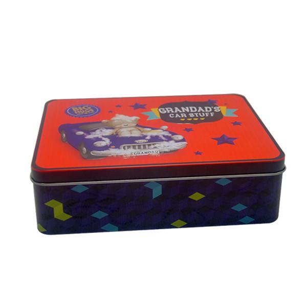 玩具收纳铁盒|玩具铁盒定制|铁盒制作厂家