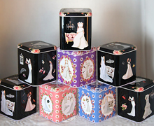 铁盒diy/喜糖铁盒/香水铁盒定制/喜糖包装盒/喜糖礼品盒/马口铁盒/厂家直销