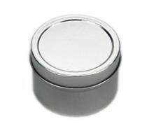 铁盒/圆形铁罐/马口铁盒拉伸罐/蜡烛罐