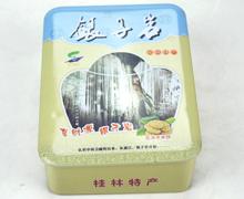 桂林特产银子岩铁盒包装