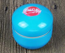 陀螺圆小喜糖铁盒(纯色蓝色)
