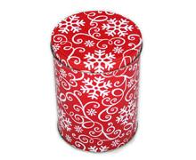 圣诞铁罐/铁罐