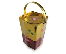 礼品铁盒包装/手拎铁罐包装