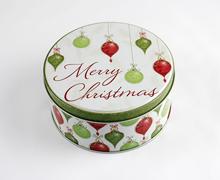 圣诞铁盒/圣诞套罐/马口铁罐