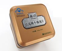 森山铁皮石斛保健品马口铁盒铁罐包装