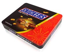 士力架糖果年货外包装铁盒包装